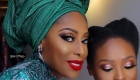 Some Photos from Mo's daughter Temidayo Abudu traditional wedding