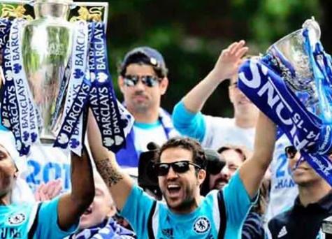 Cesc Fabregas pens emotional farewell message to ChelseaFC