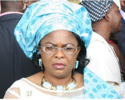 Court upholds seizure of N2.4bn linked to Mrs Patience Jonathan