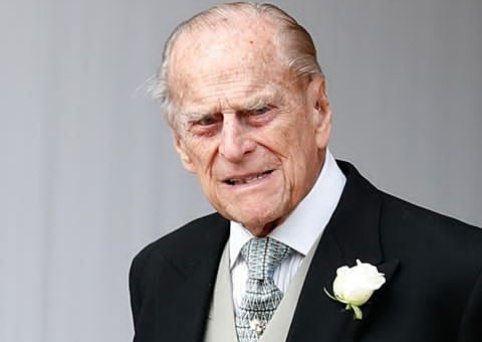 Prince Philip 97 miraculously survives a terrible car crash