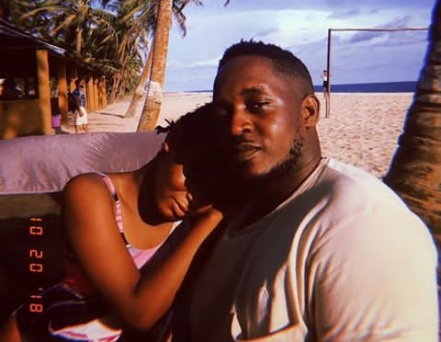Rapper MI Abaga shares a photo of mystery lady to usher in 2019