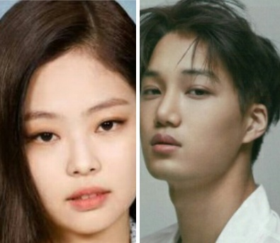EXO's Kai and BLACK PINK's Jennie are reportedly dating!