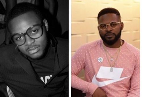 See photos as Toke, Falz, and even Bobrisky join the glow up challenge
