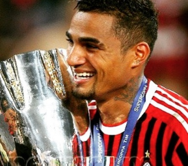 Barcelona signs 31-year-old Kevin-Prince Boateng from Sassuolo