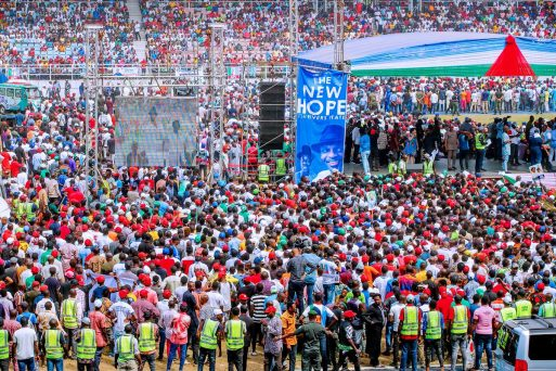 Rivers Stampede: 14 feared dead at APC Presidential rally