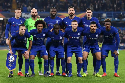 FIFA ban Chelsea for two transfer windows