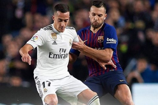 Copa dey rey first leg: Barcelona 1-1 Real Madrid