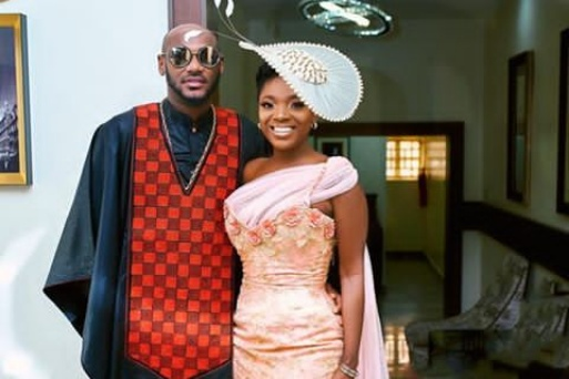 Another Amaka? See Innocent Idibia begs wife for forgiveness