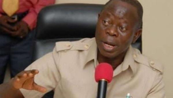 Oshiomhole Fights Back, As Edo APC Suspend Godwin Obaseki