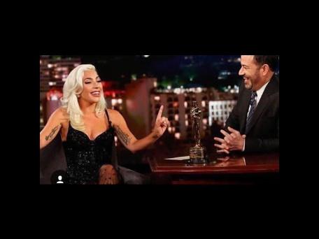 Lady Gaga dismisses rumour of a Bradley Cooper romance