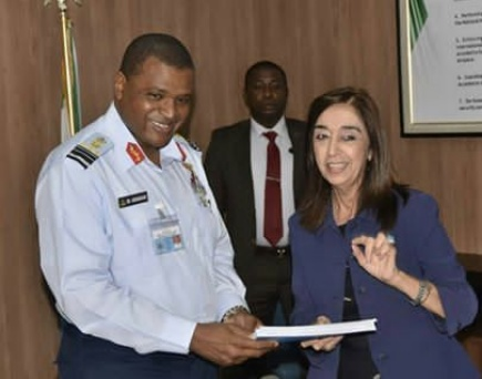 Argentina to strengthen relations with Nigerian Air Force