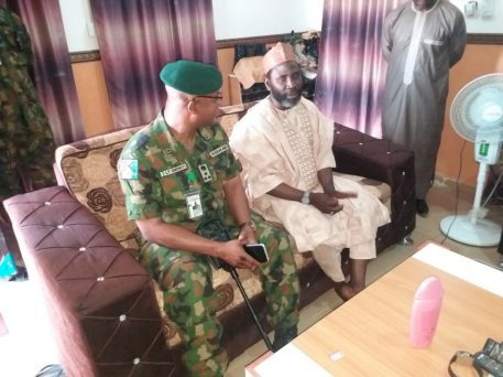 Army rescues Sheik Suleiman,and 5 others