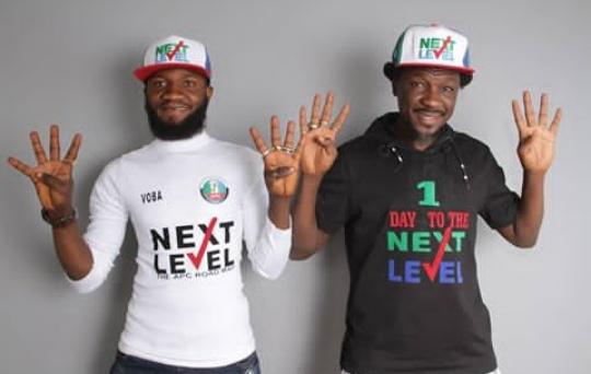 Nigerian Actor Bello Muhammed sacrifices trademark for Buhari