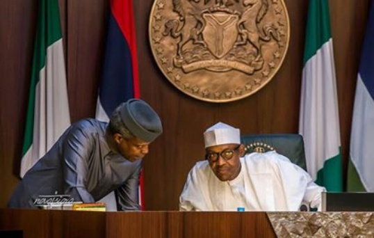 Buhari pledges to use his second term to fight for underprivileged