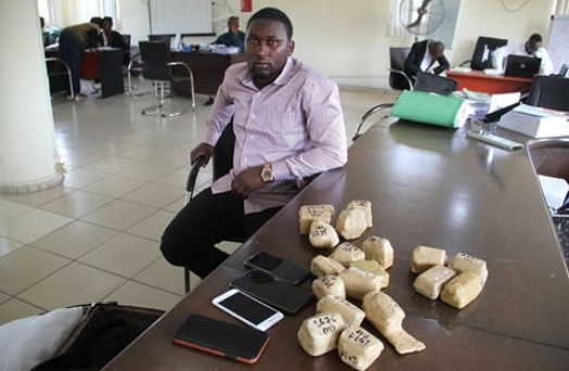 EFCC nabs one Mannir Ahmed with 19 wraps of raw Gold