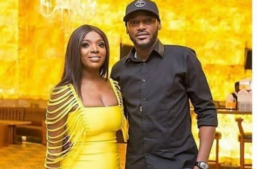 Annie Idibia shares a lovely appreciation message to Tuface