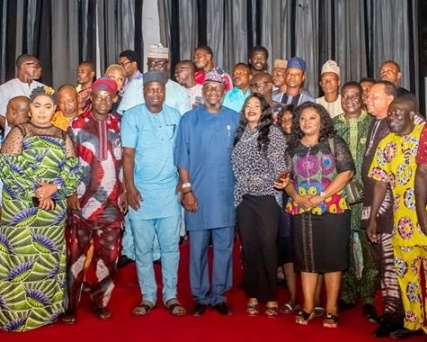 Entertainment practitioners in Ogun endorse Akinlade of APM