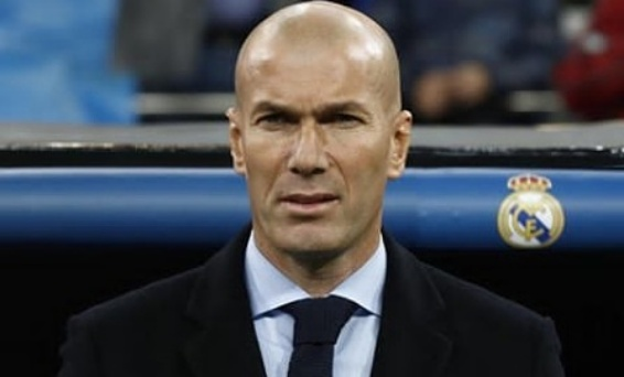 Real Madrid confirm the return of Zinedine Zidane as manager