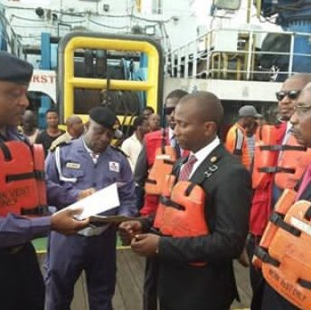 Illegal bunkering: Nigerian Navy hands over Vessel and crew to EFCC