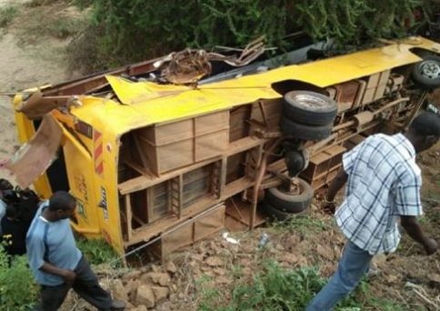 Kumasi: 56 die in a road accident in Ghana