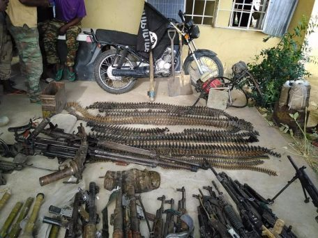 Troops kill 27 insurgents, recovers arms in Wulgo, others