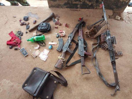 Troops avert a bloody communal clash in Katsina-Ala in Benue state