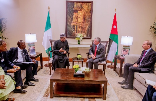Jordan to give Nigeria more support on fight against terrorism