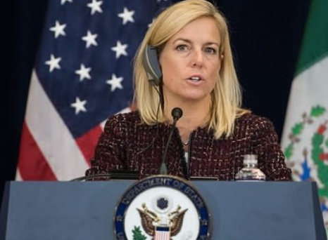 President Trump fires Homeland security Chief, Kirstjen Nielsen