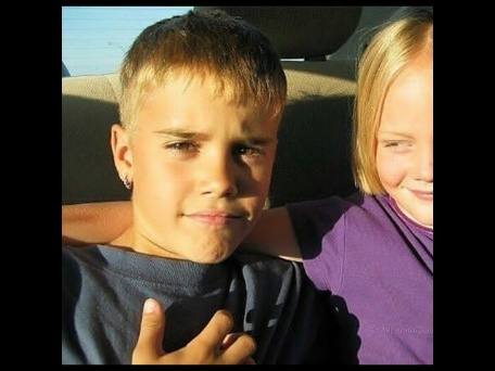 Justin Bieber shares a throwback photo with interesting caption