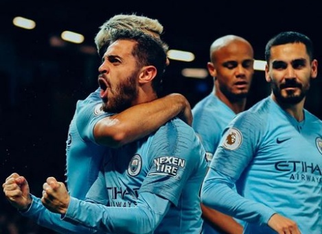 Man City To Face Man United In Carabao Cup Semi-Finals