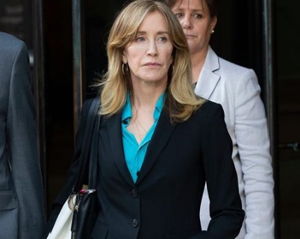 College Scandal: Actress Felicity Huffman faces time behind bars