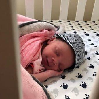 Joke Silva shares lovely photos welcoming her granddaughter