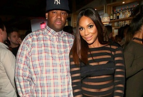 Tamar Braxton wants a new life with her Nigerian man, away from Ex