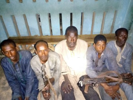 9 kidnappers arrested by Operation Puff Adder in Kaduna