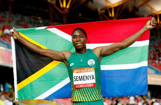 South African Caster Semenya loses appeal testosterone rules