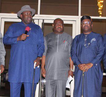Dickson wants Governors to adhere to rotation principle for NGF