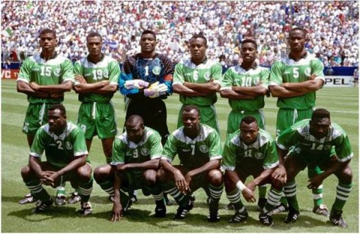 FG calls for names of 1994 AFCON team members yet to get a house