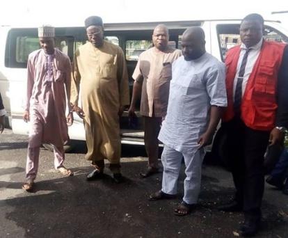 EFCC arraigned four Kwara officials for money laundering