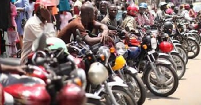 Army bans the use of Motorcycles Okada in seven States