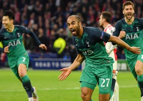 Lucas Moura scores a hat-trick, to set up Liverpool vs Spurs UCL final