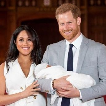 Meghan Markle reveals motherhood has been tough with the media