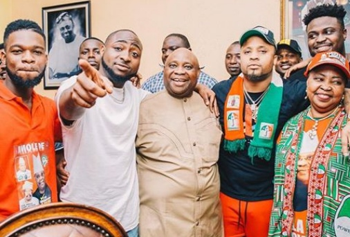 Davido describes judgement against his uncle as extremely painful
