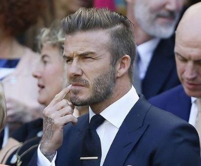 David Beckham slammed with a 6-months driving ban