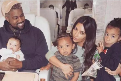 Kim Kardashian and Kanye West's Surrogate is in Labour