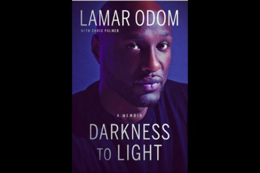 Lamar Odom announces the release of his new memoir