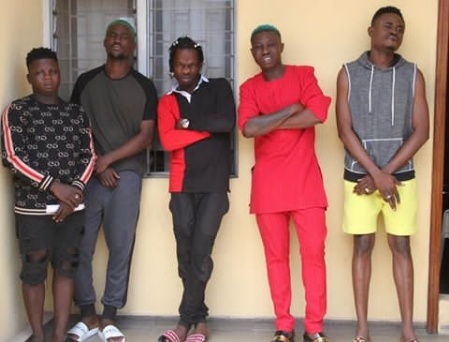EFCC confirms the arrest of Naira Marley, Zlatan for internet fraud