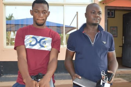 EFCC arrests Shooting Stars Player, two others for internet fraud