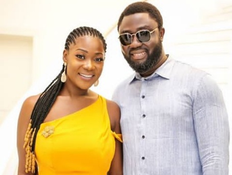 Mercy Johnson celebrates husband Prince Odi Okojie on his birthday