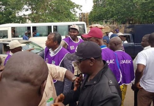 TCN faults Chris Okonkwo and TUC for picketing its Abuja head office
