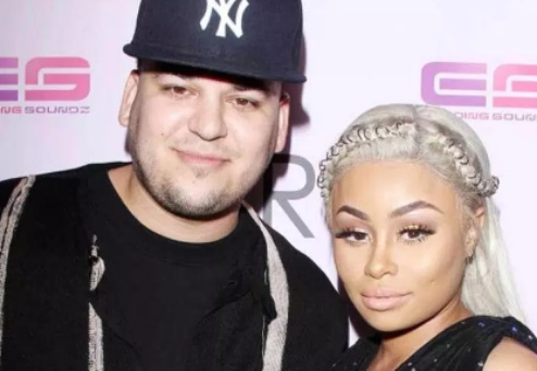 Rob is better in bed than Tyga- Blac Chyna reveals